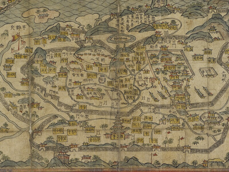 Korean Manuscripts and Maps