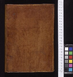 Bodleian Library MS. D'Orville 95