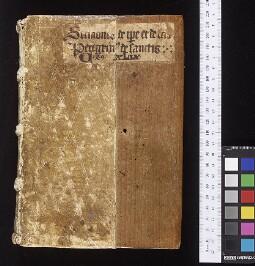 Bodleian Library MS. Hamilton 50