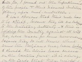 Archive of Emily Hobhouse
