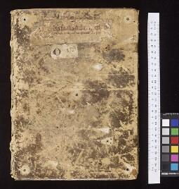 Bodleian Library MS. Hamilton 29