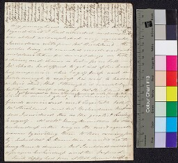 Digital surrogate of To Mrs Ruxton from Edgeworthstown - Strickland -…