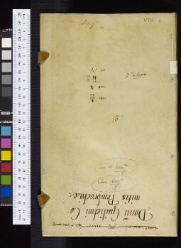 Bodleian Library Sinica 18b