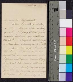 Digital surrogate of Mrs Charles (Sneyd) Edgeworth (née Henrica…