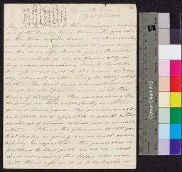 Digital surrogate of To Mrs Ruxton - Ivanhoe - Sir J. Mackintosh and…