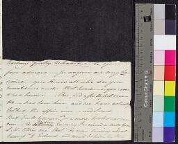 Digital surrogate of Mrs Edgeworth to Fanny Edgeworth - Lestock Wilson…