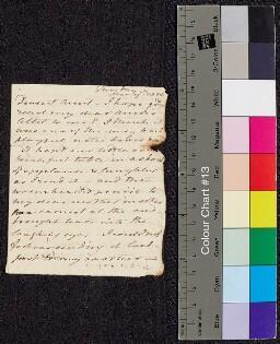 Digital surrogate of To Mrs Ruxton - Anna Beddoes and Cheltenham…