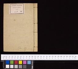 Bodleian Library Sinica 1296/7