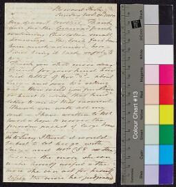 Digital surrogate of To Mrs Edgeworth from Bowood - William Edgeworth…