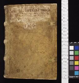 Bodleian Library MS. Hamilton 44