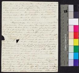 Digital surrogate of To Mrs Ruxton - fragment